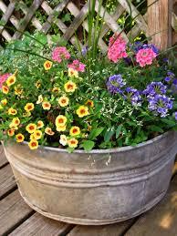 pots cozy patio pot plant ideas uk pretty front door flower home