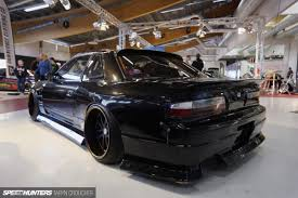 nissan 240sx cream five s13s done five ways speedhunters