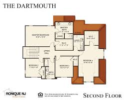 Dartmouth Floor Plans The Estates At Tinton Falls Nj U2013 New Custom Homes In Tinton Falls
