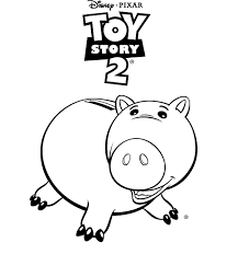 toy story 1 coloring alltoys