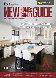 Fernbrook Homes Decor Centre Southwestern Ontario New Home And Condo Guide Jul 4 2015 By