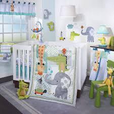Circo Owl Crib Bedding Gender Neutral Nursery Room With Safari Themed Bedding Set In