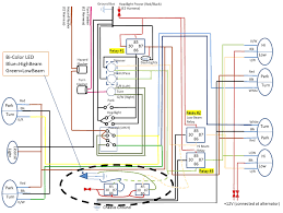 low voltage thermostat wiring diagram double pole bright relay