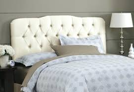 Full Fabric Headboard by Furniture Cozy Bedding Sets Winslow Upholstered Headboard Silver