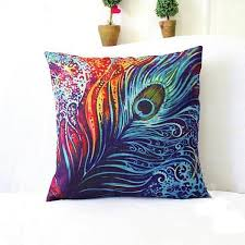 Feather Seat Cushions 38 Best Peacock Throw Pillow Images On Pinterest Diapers