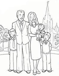 temple coloring page lds temple primary coloring page ldsprimary stuff mormons like