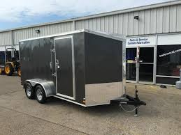 V Nose Enclosed Trailer Cabinets by Inventory Trailer World Of Bowling Green Ky New And Used