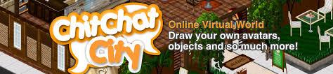 chitchat city u2013 online virtual world u2013 get creative draw your own