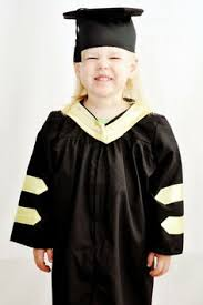 baby graduation cap and gown infant graduation cap and gown robe by alenecutlercreations