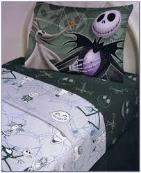 nightmare before christmas room decor bedroom home design