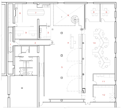 Art Studio Floor Plan Keeping Up With Toronto U0027s Evolving Architectural Identity