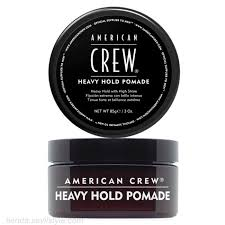 Pomade Wax heavy hold pomade 85 g american crew