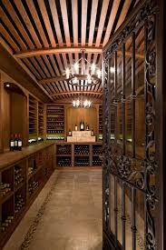 in floor wine cellar in floor wine cellar wine cellar traditional with vaulted ceiling