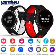 bracelet tracker images Newest cf007 smart band fitness bracelet tracker heart rate blood jpg