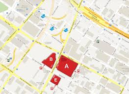 Notre Dame Campus Map éts Contact Us How To Get To Ets