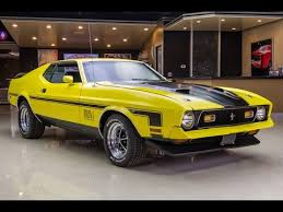 1972 mustang mach 1 value 1971 ford mustang mach 1 for sale