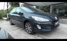 peugeot cars malaysia 2012 peugeot 408 turbo start up and full vehicle tour youtube