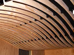 panneaux acoustiques bois lauder linea swell