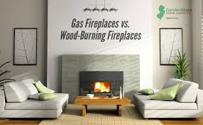 gas fireplaces vs wood burning fireplaces garden state home loans