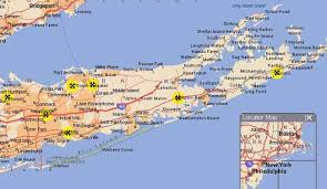suffolk county map a geochemical study to determine the sources of nitrate in the