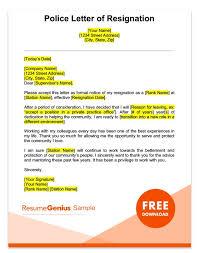 career specific resignation letter samples teacher nurse u0026 more