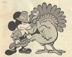 happy thanksgiving from disney imaginerding