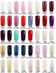gel nail set 15ml 2017 brand new gelexus soak off uv nail gel