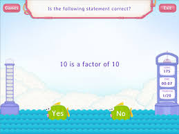 factors worksheet games fourth grade math