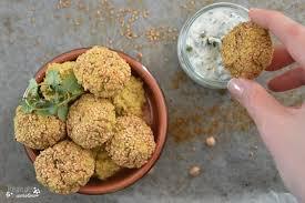 cuisiner les l馮umes sans mati鑽e grasse recette de falafels sans matière grasse la recette facile