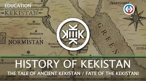the complete real history of ancient kekistan