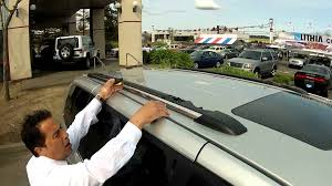 2012 chrysler town u0026 country roof rack at santa rosa dodge youtube