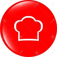 chapeau de cuisine signe chef chapeau icône cuisine symbole cuisiniers chapeau banque
