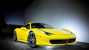 Ferrari 458 Yellow - ferrari 458 yellow wallpaper hd 1920x1080 558
