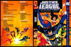 justice league unlimited justice league unlimited season one
