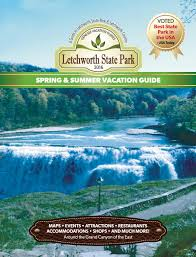 Silver Lake State Parkmaps U0026 Area Guide Shoreline Visitors Guide by Letchworth State Park Summer Vacation Guide 2016 By Neighbor To