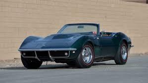 1968 l88 corvette 1968 chevrolet corvette l88 mecum los angeles auction