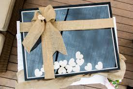 how to ken wingard u0027s wood heart guest book home u0026 family