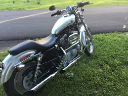 harley davidson sportster 883 custom for sale used motorcycles