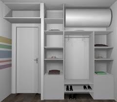 faire un placard dans une chambre faire un placard sur mesure soi meme maison design bahbe com