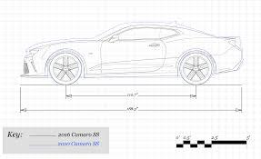 nissan 370z car and driver how much has chevrolet u0027s camaro grown since 1967 u2013 feature u2013 car