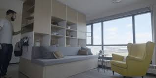 ori furniture cost mit built robotic furniture can rearrange your apartment gineersnow