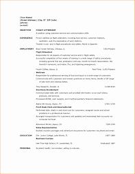 resume cv format resume format for aviation ground staff cv format for