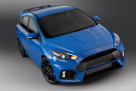 vwvortex com 2016 ford focus rs officially revealed with awd