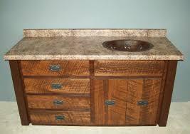 Rustic Bathroom Vanity by Bathroom Great Log Bathroom Vanities Rustic Cabin Bathroom