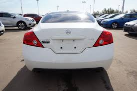 nissan altima for sale calgary used certified 2008 nissan altima 2 5 s coupe accident free