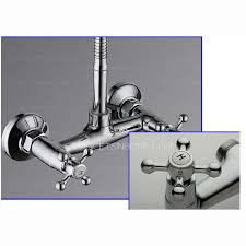 style kitchen faucets two wall mount style kitchen faucet
