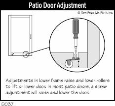 Removing A Patio Door How To Remove Sliding Glass Door Rachelle Photos