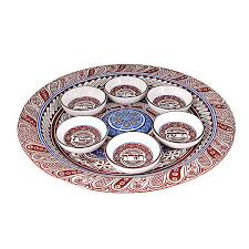 seder meal plate what are the symbols of the passover seder plate