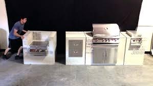 modular outdoor kitchen islands kitchenaid island grill 9 burner island grill outdoor kitchen island