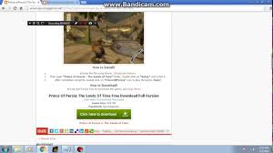 Click Here To Download This by How To Download Prince Of Persia Sands Of Time For Pc Free Youtube